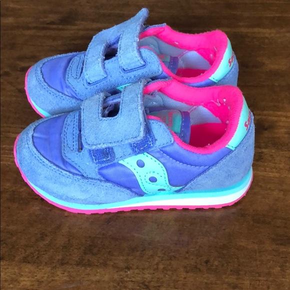 Saucony baby girl sneakers